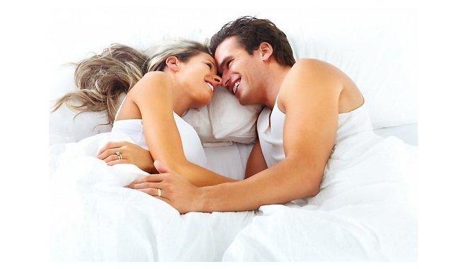 Любовь и секс супругов