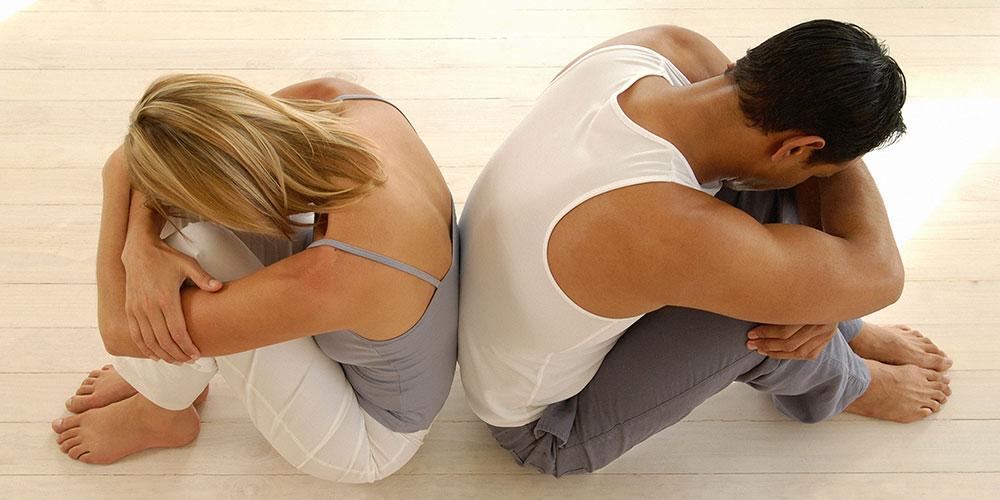 отсутствие секса отрицательно влияет на здоровье