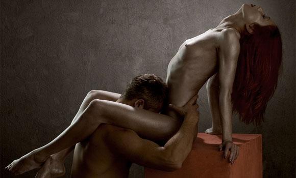 мужчина и женщина кунилингус