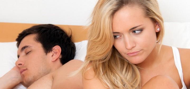 Проблема в сексуальной жизни