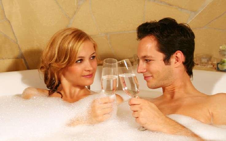 Секс в ванне чтобы возобновить страсть в отношениях